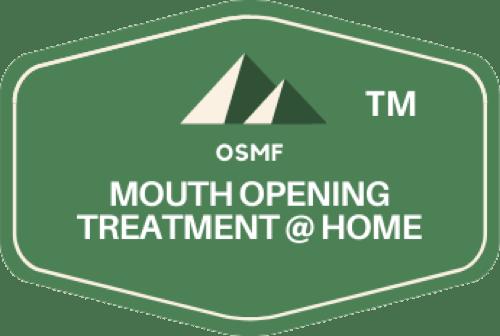OSMF Mouth Opening Treatment at Home Kit Ahmedabad Mumbai New Delhi Chennai Kolkata Hyderabad TM