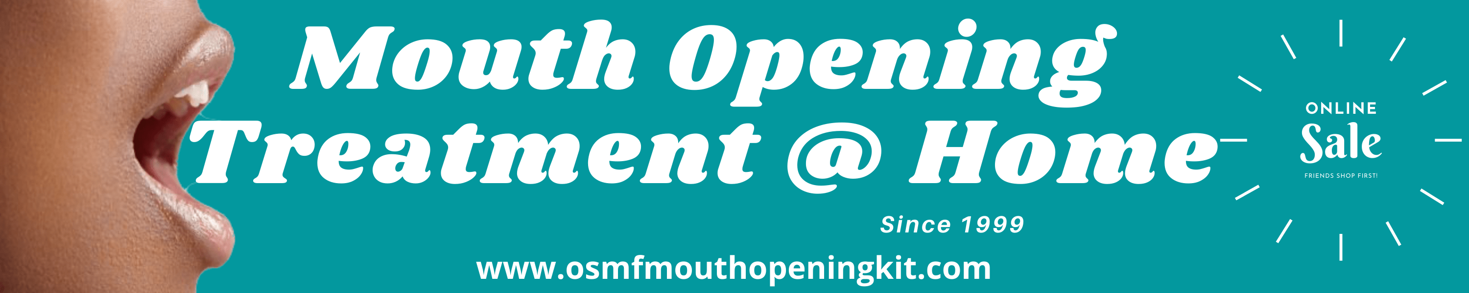Contact Us Mouth Opening Kit Treatment at Home brand store India