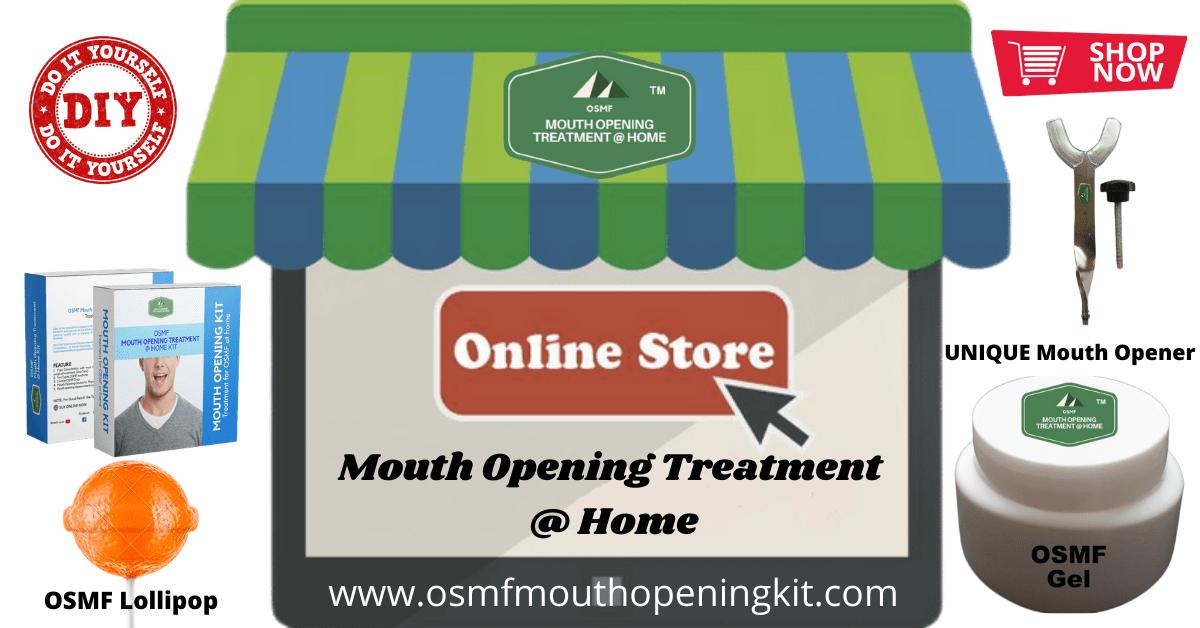Oral Submucous Fibrosis Treatment OSMF