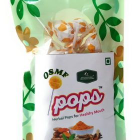 OSMF Pops Herbal Lollipop India Mouth Opening Kit Oral Submucous Fibrosis, Lichen Planus, Cold , Cough , Immunity, Pain Management , Oral Hygiene Care