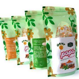 OSMF herbal lollipops India Mouth Opening Kit Gujarat